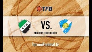 Patagonia: Villa Mitre de Bahía Blanca vs. Club Social y Deportivo Sol de Mayo #TFB