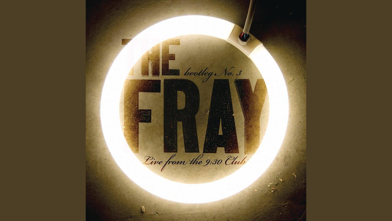 You Found Me (Live at the 9:30 Club, Washington, DC - January 2009)