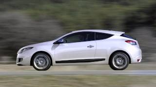 Renault Megane Coupe GT 2011 Videos