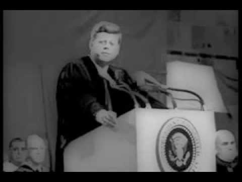 JFK Speech in Honor of Robert Frost   October 26th, 1963