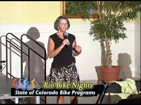 Rio Bike Nights #4 -State of Colorado BIke/Walk Programs