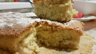 Рецепт пышной шарлотки с яблоками в духовке пошагово. Очень вкусный и простой яблочный пирога