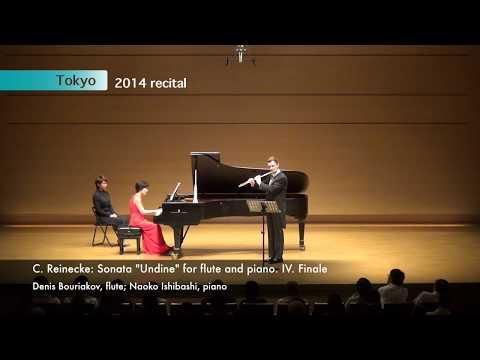 C. Reinecke: Flute Sonata