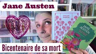 Jane Austen - Célébration/Vlog/bookhaul #janeausten200