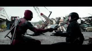 Deadpool ) Fight Scene 1080p 60fps