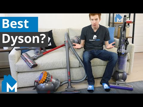 🥇 9 Best Dyson Vacuum For 2020 — Real Data & Cleaning Tests