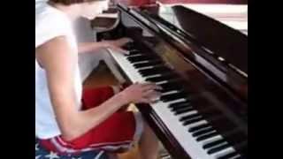 Реквием по Мечте полная версия на рояле