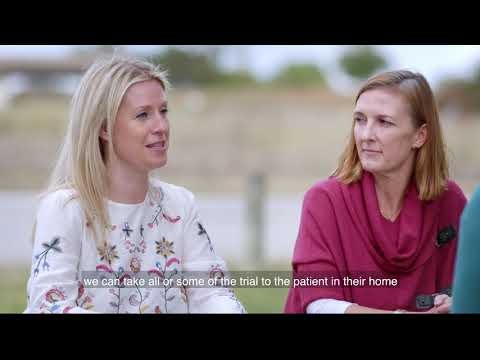 Parexel Biotech: Bringing the trial to patient's home