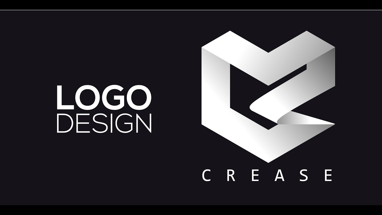 Professional Logo Design - Adobe Illustrator cs6 (Crease ...