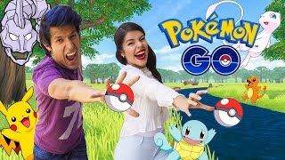 GAMEPLAY DE POKEMON GO | LOS POLINESIOS JUXIIS