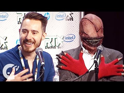Look-See RTX Panel feat. Dead Meat | Rooster Teeth Expo 2018 | Crypt TV