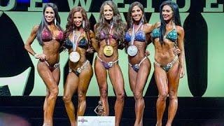 Ms. Bikini Olympia 2016 Finals