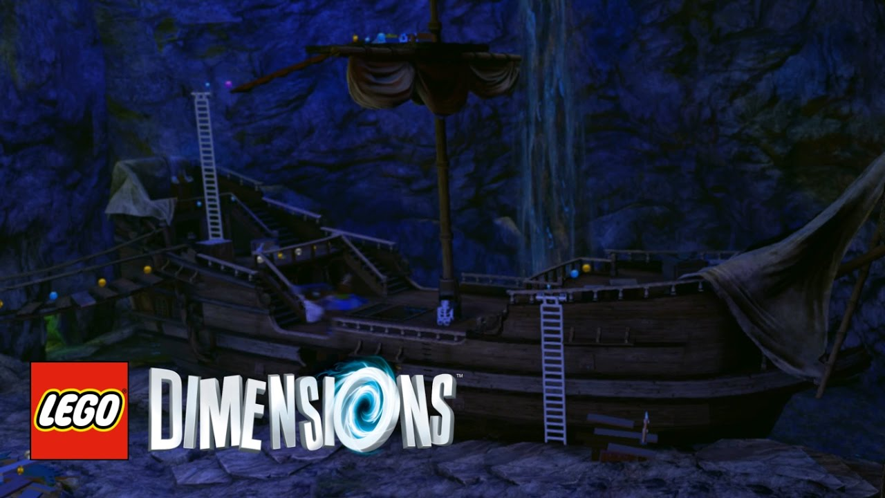LEGO ® Dimensions 71267 Goonies Sloth bateau de pirates orgue-Nouveau//Neuf dans sa boîte