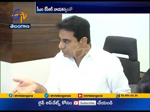 Singareni Collieries' Sales Doubles in 5 Years | Under KCR Ruling | KTR