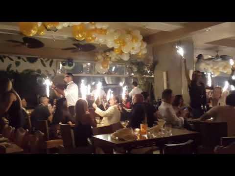 Miami party restaurant