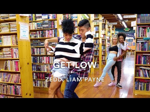 Zedd, Liam Payne - Get Low | Nick DeMoura Choreography | Artist Request