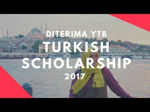 YTB Türkíye Burslari Scholarship Awardee! Alhamdulillah~