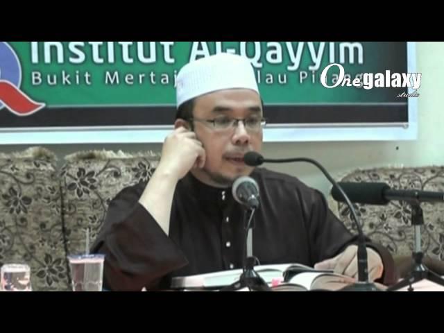 DR ASRI-Usamah Bin Zaid Org Yg Disayangi Anak Kpd Bapak Yg Disayangi