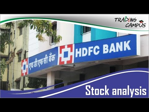 HDFC Bank Stock Analysis - Share price, Charts : 4 october 2017