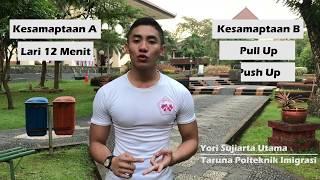 TIPS LOLOS TEST KESMAPTAAN POLTEKIM / (AKADEMI IMIGRASI)