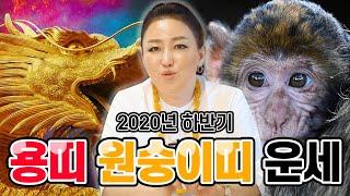 2020년 경자년 용띠 원숭이띠 분들 운세 알려드립니다 ! ?? 이 띠들 중 대박나는 나이는 ?!
