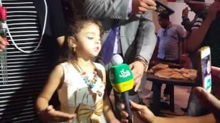 اصغر شاعرة عراقية اساورجوادالعامري ج2 تصوير صادق الموسوي