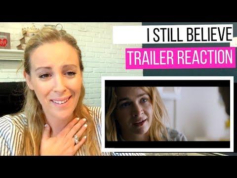 I Still Believe Trailer Reaction