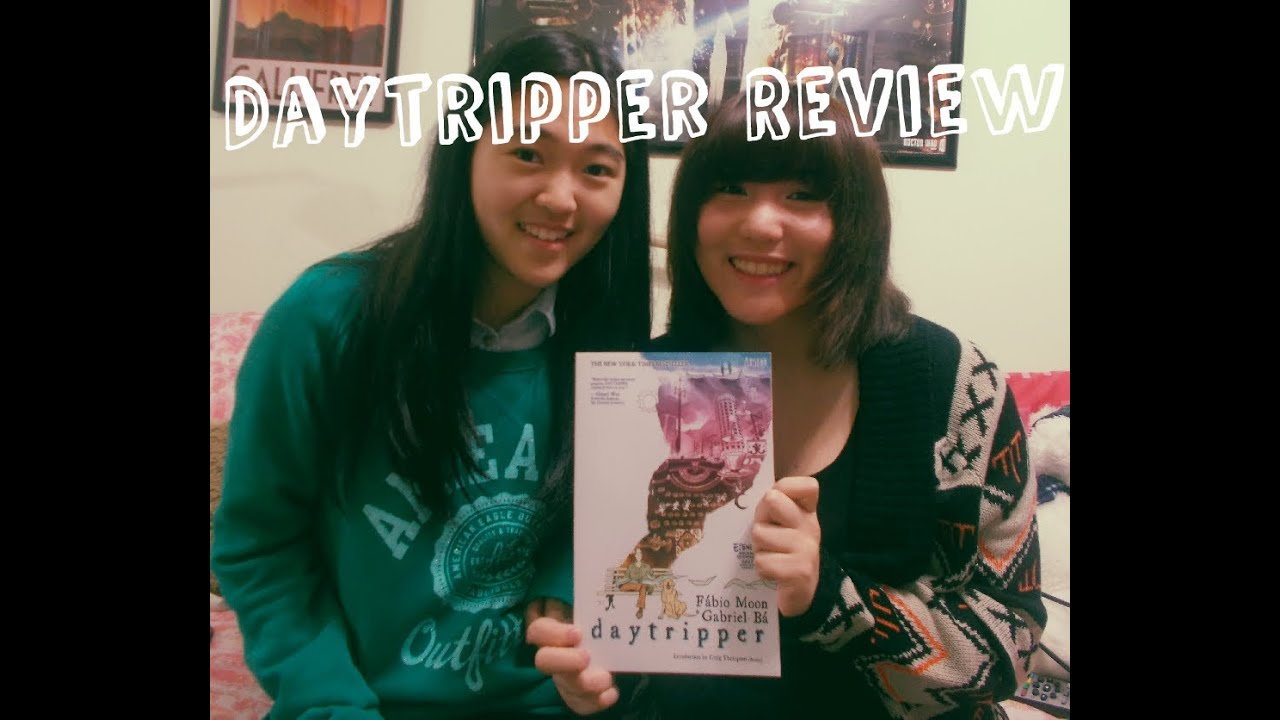 Daytripper Graphic Novel Review - YouTube