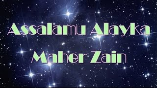 Video Maher Zain  -  السلام عليك  Assalamu Alayka  (Song & Lyrics) (Arabic Version) download MP3, 3GP, MP4, WEBM, AVI, FLV Desember 2017