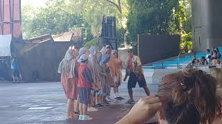 Walt Disney World - Hollywood Studios - 2019 - Indiana Jones Epic Stunt Spectacular !