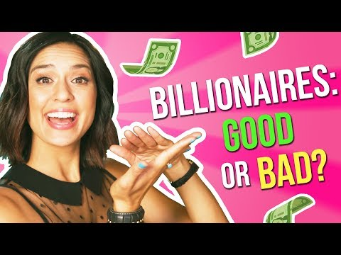 Why Even Good Billionaires Are Bad