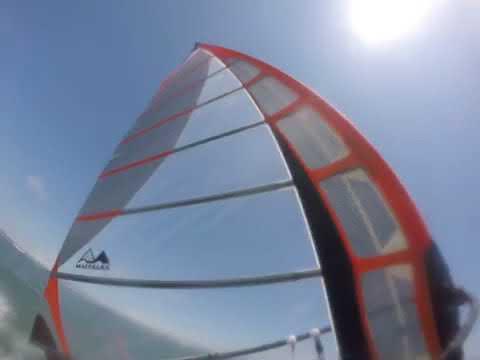 Starboard formula windsurfing San Diego