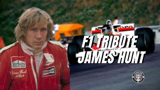 F1 Tribute James Hunt