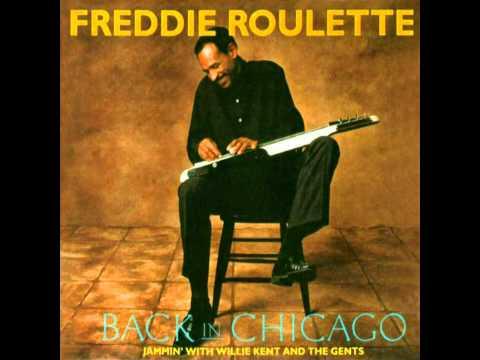 Freddie Roulette  - Sleepwalk