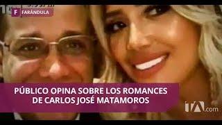 Gente en Guayaquil comentan sobre las relaciones de Matamoros - Jarabe de Pico