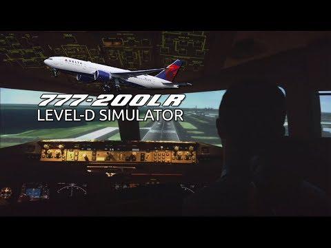 Jordan lands a big scary Boeing 777-200LR