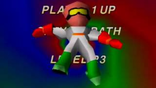 Robotron 64 N64 Intro + Gameplay