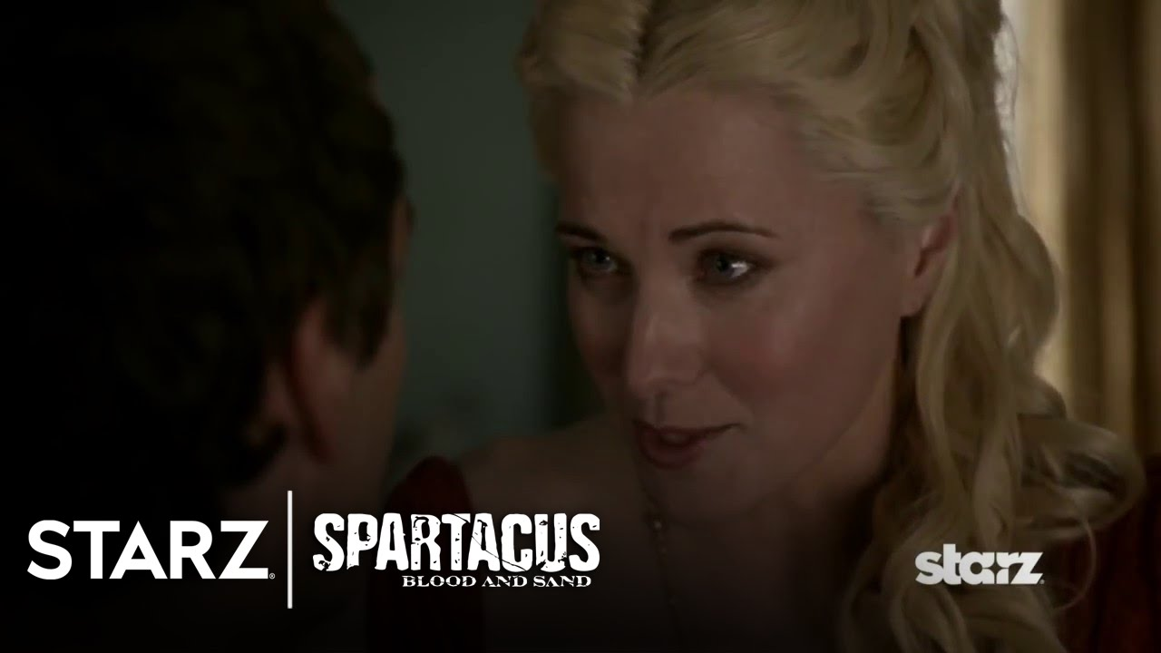 Download Spartacus: Blood and Sand   Spend Coin to Receive Coin   STARZ