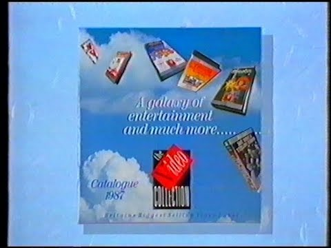 Download The Video Collection - A Galaxy of Entertainment VHS UK - 1987 Promo