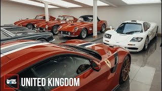 The $100million Room [The World's Greatest Ferrari Specialist]