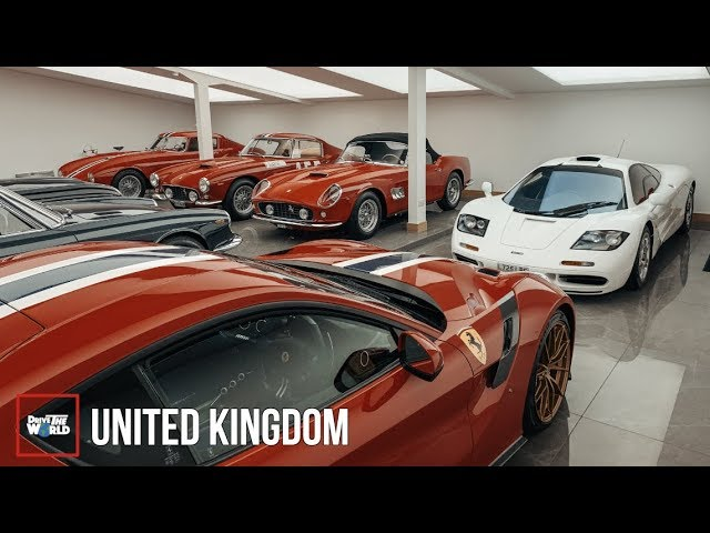 The $100million Room [The World's Greatest Ferrari Specialist]