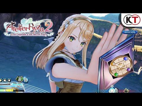 Atelier Ryza 2 - Combat Highlight