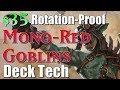 Mtg Budget Deck Tech: $35 Rotation-Proof Goblins in Standard!