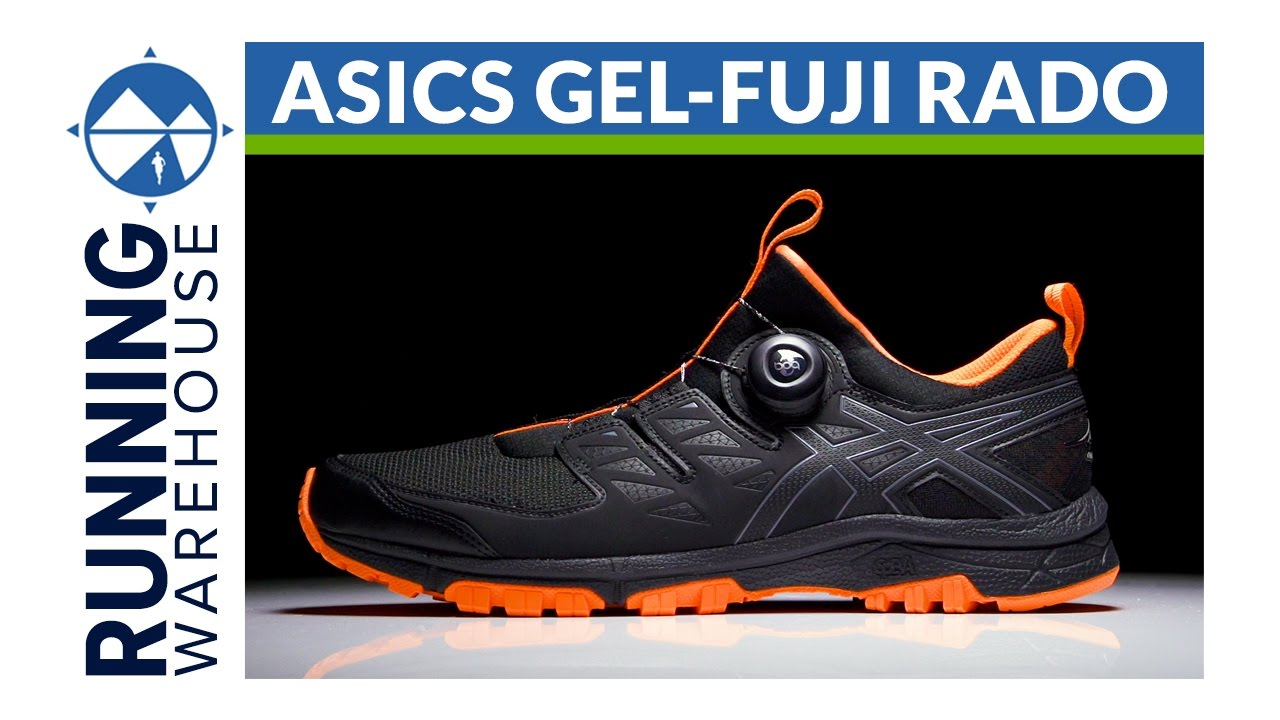 zapatillas asics gel fuji rado