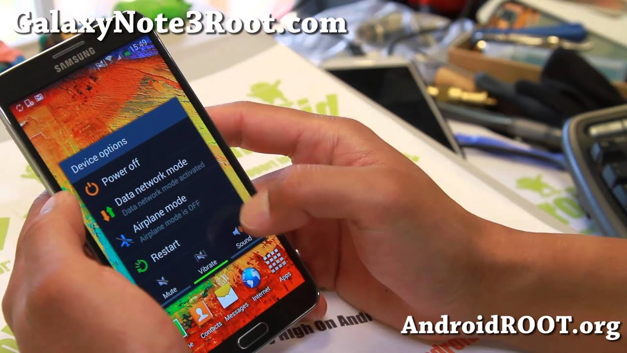 Samsung Galaxy Note 3 - Official Thread V18