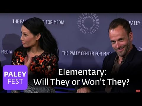 Elementary - Sherlock and Watson ... Will They, Won't They