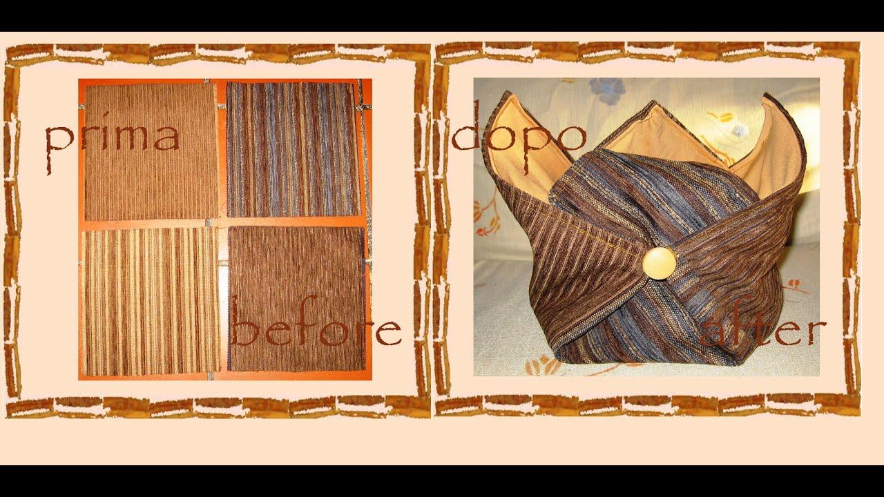 Riciclo creativo scampoli di stoffa e vestiti vecchi for Tutorial fermaporta di stoffa