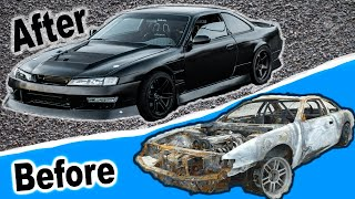 Re-Building Junk Car into Dream Car *2 years later*
