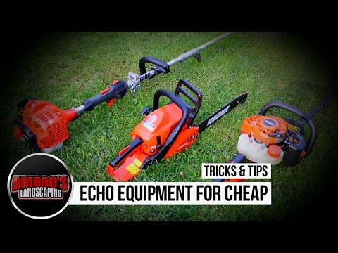 "How to get ""Like New"" Echo Equipment at a cheaper price 