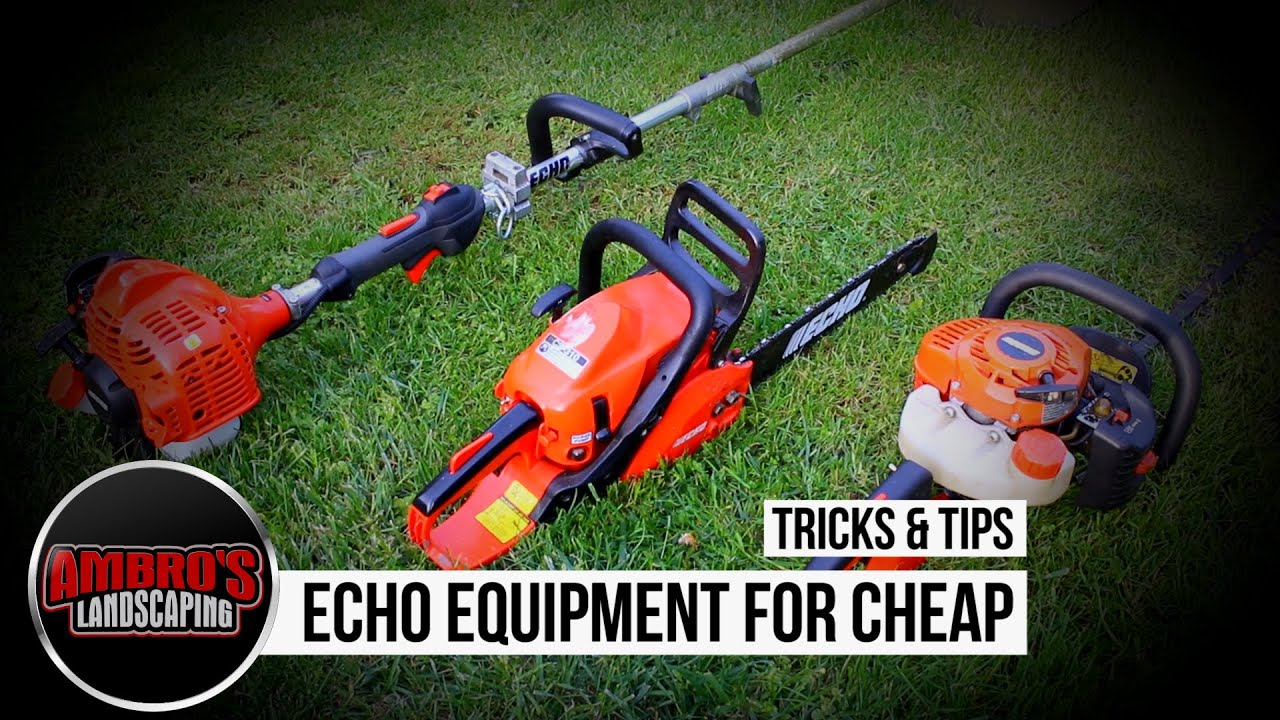 How to get `Like New` Echo Equipment at a cheaper price | Tricks & Tips  #Echoking